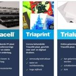 Launch of new products : Triacell® / Triaprint® / Trialux® - Blog 1